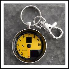 Ferrari Tachometer Photo Keychain 🎁🏎