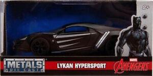 Black Panther - Lykan Hypersport 1:32 Hollywood Ride