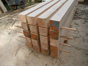Lärche 12x12 Kantholz Pfosten Pfahl Balken mehrstielig kerngetrennt bis 4m Länge
