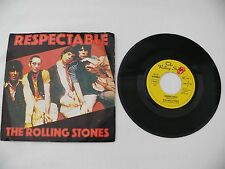 "Rolling Stones, The-Respectable-Just my imagination - 7"" single - 4116"