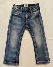 Hudson Toddler Boys Jeans Light Adjustable Waist Size 18M