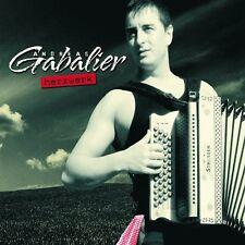 """ANDREAS GABALIER """"HERZWERK"""" CD NEW+"""