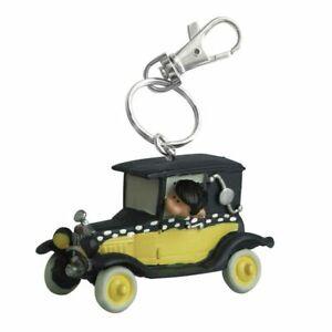 Porte clés Plastoy Gaston Lagaffe «La voiture de Gaston»