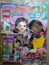 LEGO Friends Magazine 4/2020 + Limited Edition Mini Figure - Beautiful Wardrobe