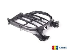NEW GENUINE PORSCHE 997 TURBO 07-10 FRONT BUMPER BLACK RETAINING FRAME LEFT N/S