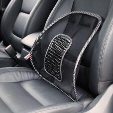 Soporta Almohadilla Para La Espalda Protector coche silla masaje apoyo lumbar Cojín de la cintura