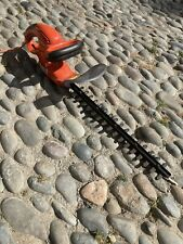 Flymo Ht 420 Electric Hedge Cutter.  Double Sided 50cm Cutter. Husqvarna