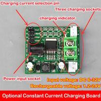 DC 6V-32V To 1.2V-24V Battery Constant Current Charging Circuit Board DIY Charge