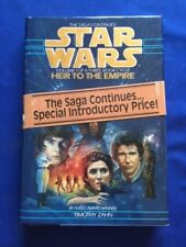 STAR WARS. VOLUME 1: HEIR TO THE EMPIRE - 1ST ED BY TIMOTHY ZAHN WITH BELLY BAND
