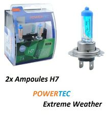 2x H7 Xenon Ampoules 55 W 12 V blanc pour s/'adapter phare Citroen DS4 2.0 HDi
