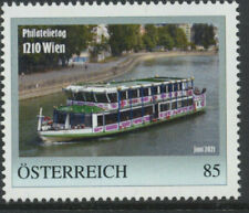 8137395 PM - Philatelietag 1210 Wien - Juni 2021 - Hundertwasser ** pt0501
