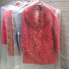 5Pcs New Garment Suit Jacket Clothes Coat Dustproof Cover Protector Clear Bag