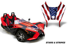 AMR Racing Polaris Slingshot SL Roadster Hood Graphic Wrap Decal 2015-16 USA