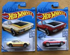 Lot of 2 Hot Wheels VW Volkswagen SP2 2019 119/250 Mainlines 10/10