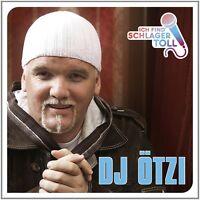 DJ ÖTZI - ICH FIND' SCHLAGER TOLL (DAS BESTE)  CD NEU