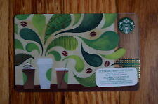 """Canada Series Starbucks """"HOW TO MAKE COFFEE 2015"""" Gift Card - New No Value"""