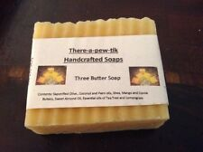 There-a-pew-tik Handcrafted Soaps - Three Butter Soap