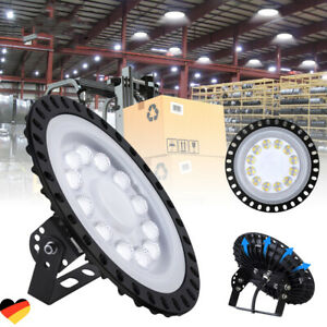 50w 100w 200w 300w 500w LED Lampen Fluter Flutlicht Garagenlicht Scheinwerfer DE