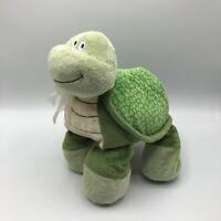 "Preffered Plush Green Tortoise Plush 9"" Stuffed Animal Turtle Reptile"
