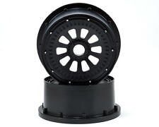 LOSB7034 Losi 5IVE-T Wheel Set w/Beadlocks (2) (Black)
