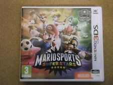 Nintendo 3DS  game Mario Sports Superstar  with booklet