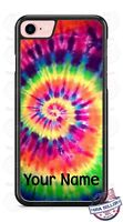 Customized Tie Dye D1 Design Personalized Phone Case fits iPhone Google LG etc.
