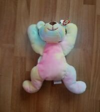 Ty The Pillow Pals Collection Sherbet the Bear Beanie Buddy