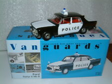 1/43 FORD ZEPHYR 6 MK3 `WEST RIDING POLICE`*RARE*` VANGUARDS`