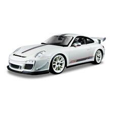 1/18 Bburago 18-11036w Porsche 911 Gt3 RS 4 0 Blu 2011