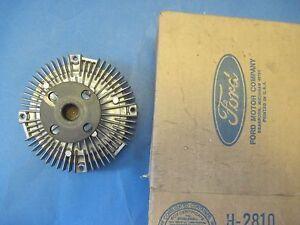 New old stock Fan clutch 1985-1987 Bronco II Ranger Aerostar see description