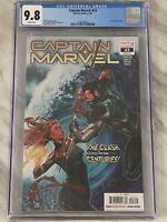 Captain Marvel #23 CGC 9.8 1st OVE Son of Namor & BRIGID Daughter of THOR NM/MT