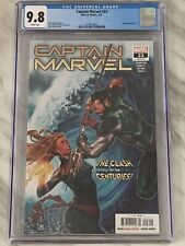 Captain Marvel #23 CGC 9.8 1st OVE Son of Namor & BRIGID Daughter of THOR NM/MT