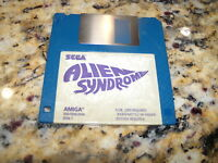 "Alien Syndrome Commodore Amiga on 3.5"" floppy disk(s)"