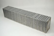 CSF High Performance Bar & Plate Intercooler Core (Vertical Flow) - 27in L x 6in