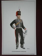 POSTCARD THE YEOMANRY CAVALRY - LEICESTERSHIRE YEOMANRY C1871 OFFICER