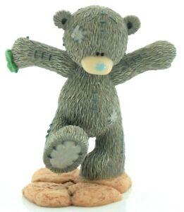 Me To You Tatty Teddy Bear Collectors Figurine - Wishing you Luck # 40246 rare
