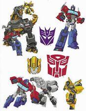 Roommates Transformers Wall Decal Set RMK4051SS