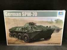 Trumpeter German SPW-70 Personnel Carrier 1:35 Scale Plastic Model Kit 01592 NIB