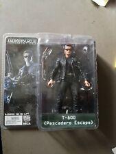 """NECA 7"""" Terminator 2: Judgment Day T-800 Pescadero Escape - MOC"""