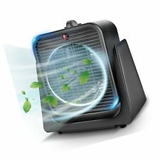 Air Circulator Fan, 2 in 1 Portable Quiet Cooling & Heating Mode Space Heater.