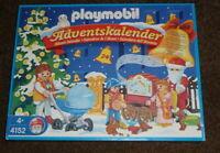 Playmobil 4152 - Vintage - Christmas in The Park Advent Calendar
