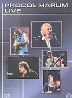 Procol Harum - Live in Copenhagen (DVD, 2002)