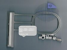 geeignet für BROTHER Stickmaschine wie V3 / V5 / V7: Stickrahmen S /  2x6cm