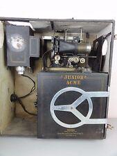 JUNIOR ACME PROJECTOR Portable Silent Motion Picture Movie 35mm Antique VTG
