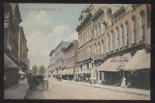 POSTCARD MEADVILLE PA/PENNSYLVANIA GOODWIN & NUNN FURNITURE STORE 1907
