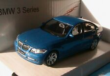 BMW SERIES 3 BERLINE BLEU METAL MONDO MOTORS 1/43 SEDAN