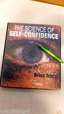"""""""The Science of Self Confidence"""", by Brian Tracy, 6 cassettes, SEE CONTENT BELOW"""