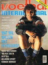 V.I. 1992  nr. 46 - VAN HANEGEM/BOEREBACH & REAL BURGOS/PSV/THEO BOS/MOLS