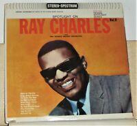 Ray Charles - Spotlight On Vol II - 1962 Vinyl LP Record Album Sealed Near Mint