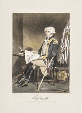Marquis de Lafayette Related Lot of Two Collectible Items Lot 157